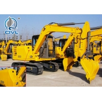 Quality XCMG Bucket 0.14m³/XE40 Hydraulic Pump Excavator For Construction With Cummins Engine for sale