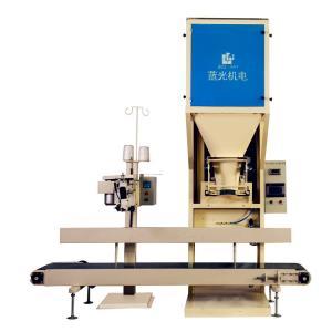 Quality CMC Certification Sensor Control 50kg Wood Pellet Packing Machine for sale
