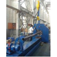 Quality Concrete Street Light Pole Production Line Submerged Arc Welding Automatic for sale