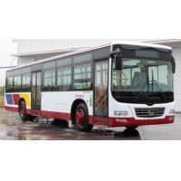 China Large Space Public City Transit Bus / Bus Assembly Plant Joint Venture Partners on sale