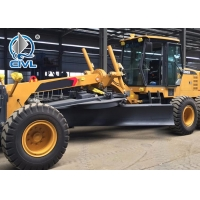 Quality GR135 11 Ton Cummins Engine 135hp Compact Motor Graders for sale
