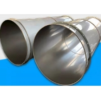 Quality 100m 304SS Weld Duct Seam Specialised Pipe And Fittings / Exhaust Pipe Fitting for sale