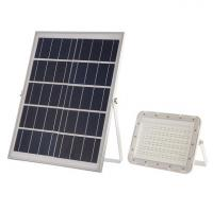 Quality High Lumen 50w 100w 150w Waterproof Ip67 Outdoor Lighting Solar Led Flood Lamp for sale