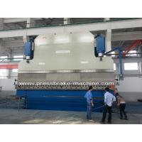 Buy cheap Metal Bending Brake CNC Hydraulic Mechanical Press Brake For Metal Sheet from wholesalers