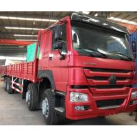 Quality SINOTRUK STEYR 371HP Heavy Cargo Trucks , 6X4 Heavy Duty Truck , Color Selected By You for sale