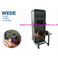 Buy cheap Visible Process / Result Armature Testing Machine , Motor Winding Testing from wholesalers