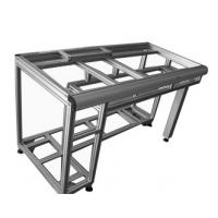 Buy cheap Shelves Accessories Table T Slot Aluminium Extrusion Profiles from wholesalers