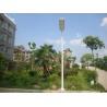 Buy cheap aluminum ip65 waterproof outdoor 60w 80w 100w 120w outdoor led solar street from wholesalers