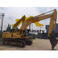 Quality 20 ton popularly used Komatsu excavator PC200-6 with 0.7m³ bucket size on sale for sale