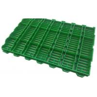 Buy cheap Hog Slat Flooring Propene Polymer Material Smooth Surface Easy Install Multi from wholesalers