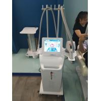 China Best selling Cavitation vacuum roller rf cellulite & fat removal velashape body slimming machine with 4 handles on sale