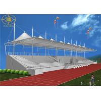 Quality Waterproof PVDF Tension Fabric Structures Durable Tent Roof Architecture for sale