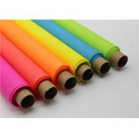 Quality Neon Colour Wax Paper For Flower Wrapping for sale