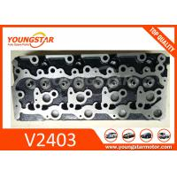 Buy cheap V2403 Engine Cylinder Head For Kubota V2403 1G896-03040 1G896-0304-0 from wholesalers