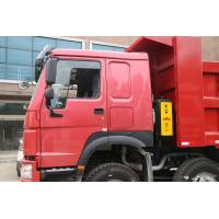 Buy cheap Front Lifting 40 - 50 Ton Dump Truck 8x4 Howo 25M3 12 Tires With 1 Spare from wholesalers