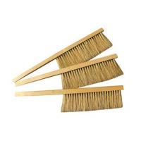 Quality Beehive Brush With Wooden Handle Single Row Horse Hair For Beekeeping for sale