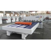 Quality Automatic Cutting Hydraulic Metal Shear CNC Front Feeding For Metal Process for sale