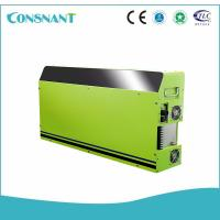 Quality LiFePO4 Single Phase Hybrid Battery Electric Storage System All In One Design for sale