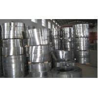Quality Q195 Narrow Hot Dipped Galvanized Steel Strip SPCC DX51D+Z Passivated / Chromated for sale