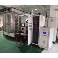 China ABS parts TiN Gold  PVD Vacuum Coating Machine ,  Cathodic Arc Decorative Coating Equipment on ABS parts on sale