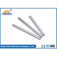 Buy cheap 10mm 20mm 30mm Linear Shaft Precision Machined Parts CNC Machining Accuracy Size from wholesalers