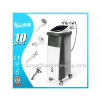 Quality Sanhe the most advanced HIFU +Cavitation+rf handle for wrinkle removal and body slimming for sale