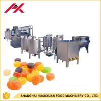 2300*1650*2100mm 34kw Candy Making Equipment For Small Hard Candy