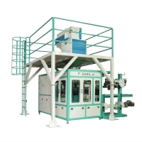 Quality 600bag/Hour 50kg Dog Food Animals Feed Packing Machine for sale