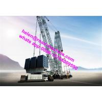 Quality Hydraulic Crawler Crane QUY150 (150T) With Length Of Main Boom 19-73m for sale