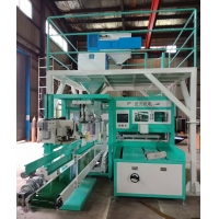 Quality 600 Bag Per Hour 20kg Dog Food Animals Feed Packing Machine for sale