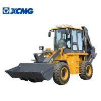 Buy XCMG WZ30-25 Backhoe Wheel Loader , Compact Front End Loader 2.5 Ton at wholesale prices