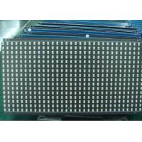 China Aluminum / Iron Cabinet Material P20 Outdoor SMD Led Display Wall Display for Advertising on sale