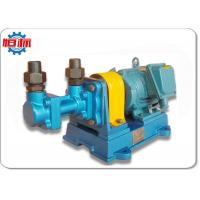 Buy cheap Explosion - Proof Screw Displacement Pump Electric Motor Driven Mechanical Seal from wholesalers