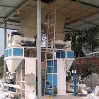 Quality ISO 50kg/Bag Semi Automatic Powder Filling Equipment for sale