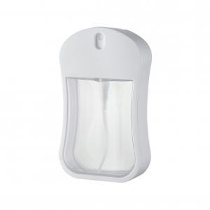 Quality Perfume Bottle Mist Sprayer PETG ABS Bottle 40ml Oval Shape Travelling Perfume Bottle for sale