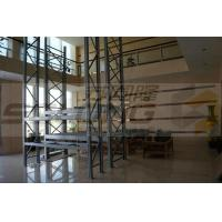 Buy cheap Recyclable Heavy Duty Pallet Racking System Industrial Shelving Units from wholesalers