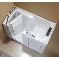 Quality Inward Door Open Walk In Bath And Shower Rectangle Shape For Older / Disable People for sale