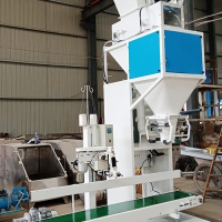 Quality Quantitative 10kg Bag Olive Seed Beans Packaging Machine for sale