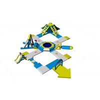 Buy cheap Inflatable Aqua Park Equipment / Inflatable Commercial Water Park Toys from wholesalers