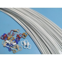 Quality 0.80mm Hook And Eye Wire Carbon Steel Inner Core 850 N/Mm2 for sale