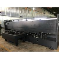 Quality Special Sheet metal CNC V Grooving Machine 4 axis Length Stainless Steel Decoration for sale