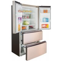 Buy cheap Home Appliance Four Doors French Fridge Freezer Electronic Control With LCD from wholesalers