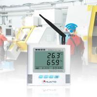 Buy cheap Real Time WIFI Data Logger Environmental Monitoring System For Data Center from wholesalers
