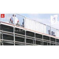 Buy cheap Open Air Temporary Grandstand Demountable Layer Stage Trussing Bleacher Seating from wholesalers