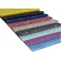 Buy cheap A4 Size Glitter Fabric Sheet For DIY Material,Chunky Glitter Fabric Sheet from wholesalers