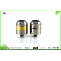 China Dual Coil Rebuildable Atomizer Zenith RDA with CE , ROHS , FCC Approvals on sale