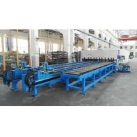 Quality Full Automatic Feeding Shearing Machine 6M Length Cutting Table 16mm Thickness for sale