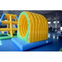Buy cheap Inflatable Water Sport Park Tunnel / Swimming Pool Water Games from wholesalers