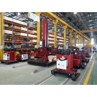 China Land Wind Tower Steel Tube Tower Robust Structure Welding Column Boom With Trolley on sale