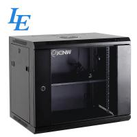 Quality Enclosed Server Rack Cabinet Wall Mount Cabinet Standard IEC297-2 CE Approved for sale